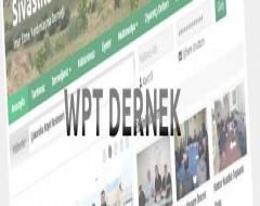 WPT Dernek WordPress Dernek Teması