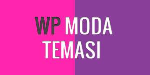 wp moda teması
