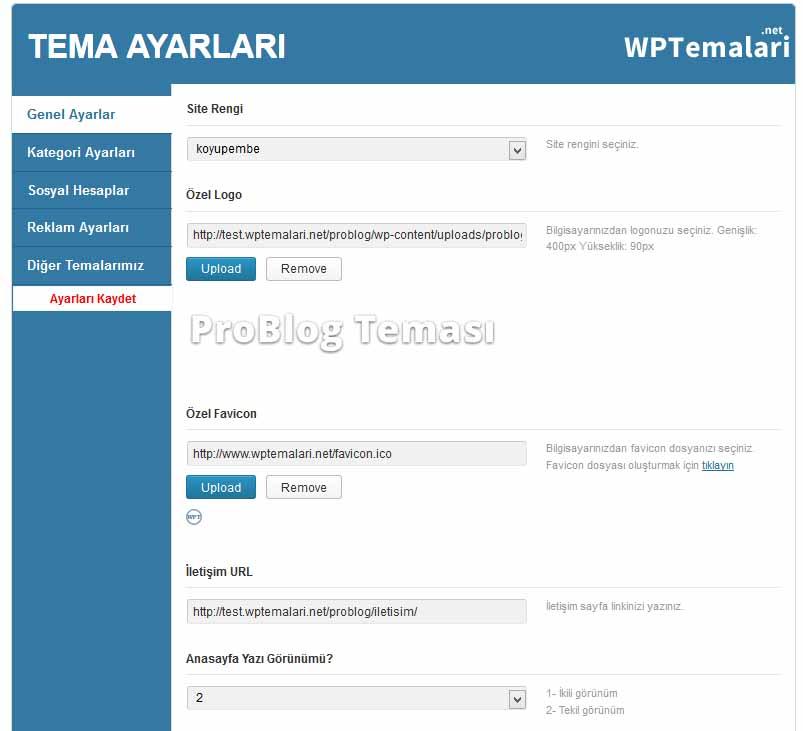 wptproblog-genel-ayarlar